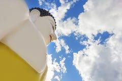 Het standbeeld van Boedha, Standbeeld, Montian-tempel, Thaise Tempel Royalty-vrije Stock Foto's