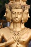 Het standbeeld van Boedha, Thailand. Royalty-vrije Stock Afbeeldingen