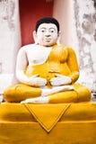 Het standbeeld van Boedha, Thailand Stock Foto's