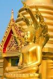 Het standbeeld van Boedha, Thailand Royalty-vrije Stock Foto