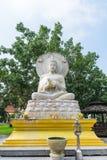Het standbeeld van Boedha, Thailand Royalty-vrije Stock Afbeeldingen