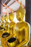Het standbeeld van Boedha, Thailand royalty-vrije stock foto's