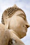Het standbeeld van Boedha in Thailand Royalty-vrije Stock Afbeeldingen