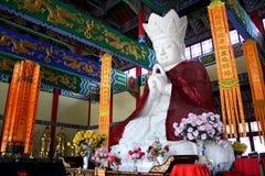 Het standbeeld van Boedha van Maitreya Royalty-vrije Stock Foto's