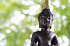 Het standbeeld van Budda Stock Afbeelding