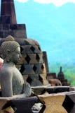 Het Standbeeld van Budha Stock Afbeeldingen