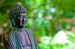 Het Standbeeld van Budha Stock Foto