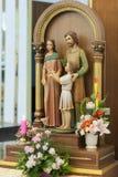 Het standbeeld van Christus Royalty-vrije Stock Foto's