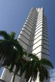 Het Standbeeld van Cuba Marti Stock Afbeeldingen