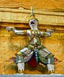 Het standbeeld van de beschermer Royalty-vrije Stock Foto's
