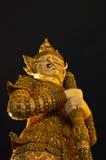 Het standbeeld van de beschermer Royalty-vrije Stock Foto