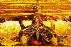 Het standbeeld van de beschermer Royalty-vrije Stock Afbeelding