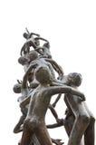 Het Standbeeld van de continuïteit stock afbeelding