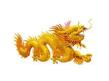 Het standbeeld van de draak Royalty-vrije Stock Afbeeldingen