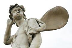 Het standbeeld van de fee Stock Foto
