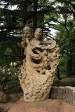 Het standbeeld van de fee Royalty-vrije Stock Afbeelding