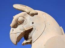 Het standbeeld van de griffioen Royalty-vrije Stock Afbeeldingen