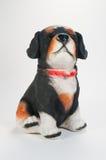 Het standbeeld van de hond Stock Foto's