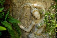 Het standbeeld van de moederaarde Stock Afbeelding