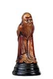 Het Standbeeld van de monnik Royalty-vrije Stock Foto