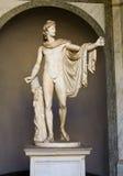 Het Standbeeld van de Stad van Vatikaan royalty-vrije stock foto's