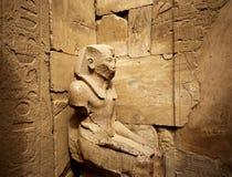 Het standbeeld van de steen Stock Afbeelding