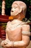 Het Standbeeld van de strijder Royalty-vrije Stock Afbeelding
