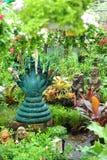 Het Standbeeld van de tuin Royalty-vrije Stock Afbeelding