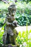 Het standbeeld van de tuin Royalty-vrije Stock Fotografie