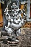 Het standbeeld van Ganesh Stock Afbeeldingen