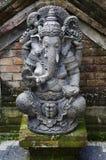 Het standbeeld van Ganesh in Bali Indonesië Stock Afbeeldingen