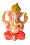 Het standbeeld van Ganesha Stock Afbeeldingen