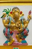 Het standbeeld van Ganesha Stock Foto