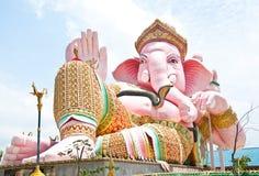Het standbeeld van Ganesha Royalty-vrije Stock Fotografie