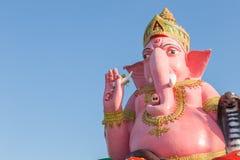 Het standbeeld van Ganesha Stock Foto's