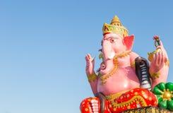 Het standbeeld van Ganesha Stock Fotografie