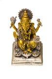 Het standbeeld van het brons van Ganesh, Royalty-vrije Stock Fotografie