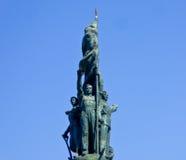 Het standbeeld van het Overstromingsbeheermonument Royalty-vrije Stock Foto