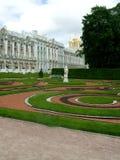 Het Standbeeld van het Paleispushkin Heilige Peterburg van Tsarskoyeselo royalty-vrije stock foto's