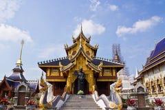 Het standbeeld van Htuang van Khuba Stock Fotografie