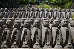 Het Standbeeld van Japan Boedha Royalty-vrije Stock Foto's