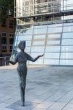 Het standbeeld van Jutsice Stock Foto