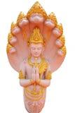 Het standbeeld van Kinnari. Royalty-vrije Stock Afbeelding