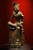Het Standbeeld van Korea Boedha Royalty-vrije Stock Afbeelding