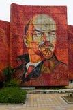 Het standbeeld van Lenin Stock Foto