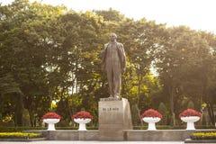 Het Standbeeld van Lenin in Hanoi Stock Afbeeldingen