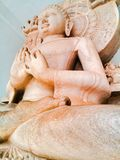 Het standbeeld van Lord Boedha Stock Fotografie