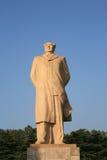 Het standbeeld van Mao 's Royalty-vrije Stock Foto