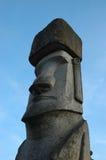 Het standbeeld van Moai Royalty-vrije Stock Foto's