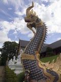Het standbeeld van Naga stock foto